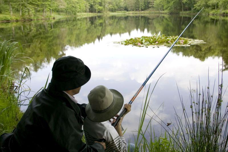Tout pour la pêche par la poste